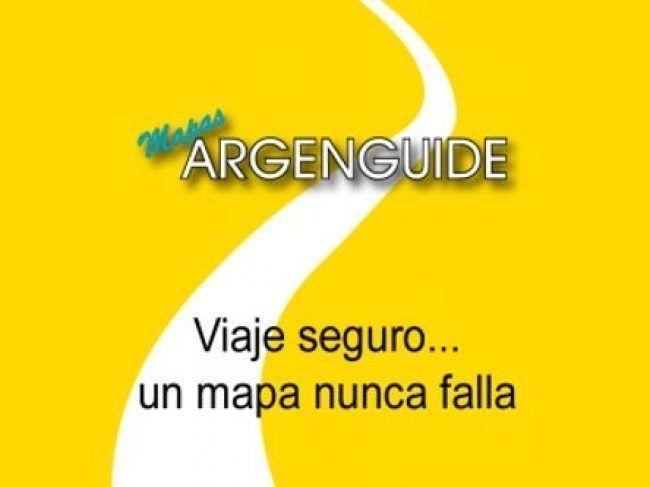 Mapas ARGENGUIDE